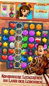 Sugar Smash Screenshot - (c) SGN