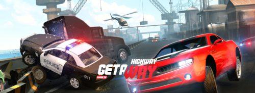 Highway Getaway Chase TV überzeugt mit seinem Spielprinzip, Grafik und seinen Aufgaben - (c) Vivid Games