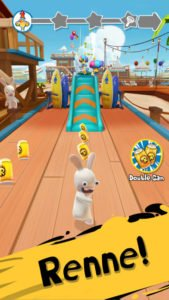 Rabbids Crazy Rush Screenshot - (c) Ubisoft