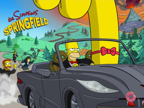 Tipps und Tricks zum Simpsons Springfield Geheimagenten Event