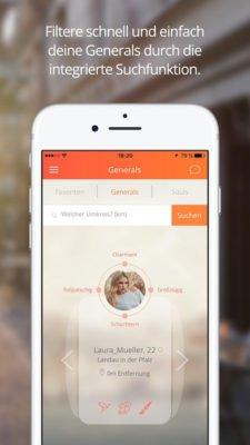 Die App SoulMe ist keine klassische Dating App, sondern hiermit sollst du Freunde auf Basis gemeinsamer Aktivitäten finden