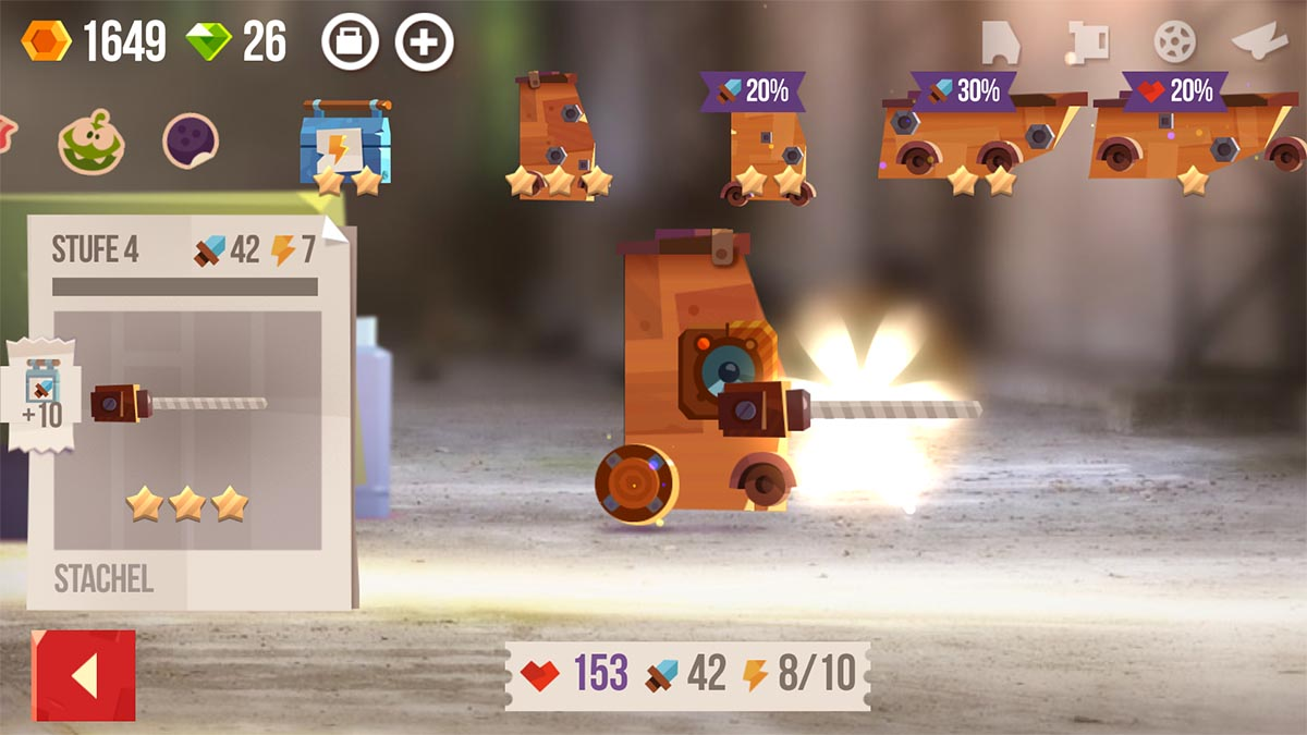 CATS Crash Arena Turbo Stars Tipps, Tricks und Cheats für