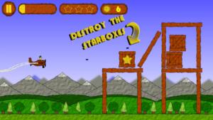 Screenshot der App Paper Pilot - (c) Timco