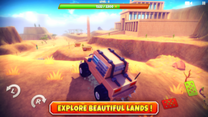 Zombie Safari Screenshot - (c) DogByte Games