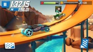 Schalte stets neue Fahrzeuge in Hot Wheels Race Off frei, um die Strecken zu meistern - (c) Hutch Games
