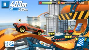 Hot Wheels Race Off Screenshot - (c) Hutch Games