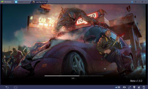 """Über """"Meine Apps"""" in Bluestacks wählst du Last Day On Earth aus und schon kannst du am PC spielen"""
