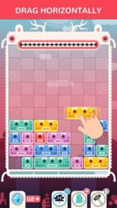 Slidey Block Puzzle Screenshot - (c) Narcade Teknoloji