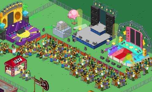 Alles zum Simpsons Springfield Homerpalooza Event Akt 3 mit Tipps, Preise und Kalender