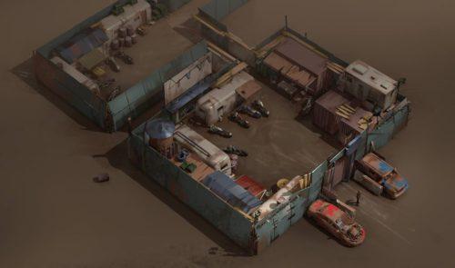 Ein Entwurf einer Raiders Base wurde bereits vor einiger Zeit veröffentlicht, doch worum es sich handelt, ist noch unklar