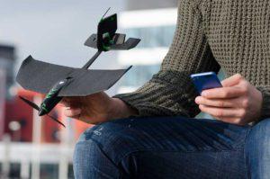 Das SmartPlane Pro von TobyRich kann mit der App gesteuert werden