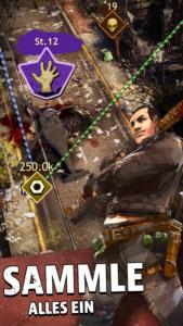 The Walking Dead March To War Screenshot (c) Disruptor Beam