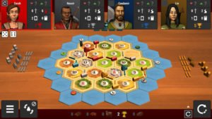 Catan Universe Screenshot - (c) USM