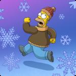 Die Simpsons Springfield im Winter 2017 Look von EA