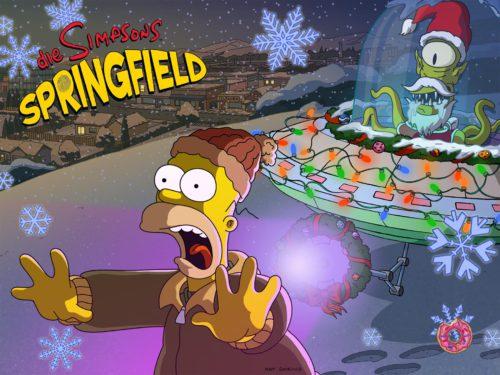 Tipps und Tricks rund um das Winter 2017 Event von Simpsons Springfield (c) EA