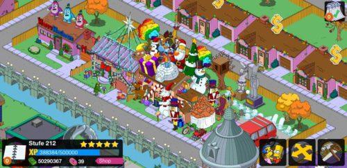 Wenn auch bei dir die Auflösung von die Simpsons Springfied riesig ist, haben wir eventuell eine Lösung parat