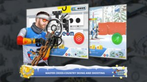 Biathlon Mania Screenshot - (c) Powerplay Manager