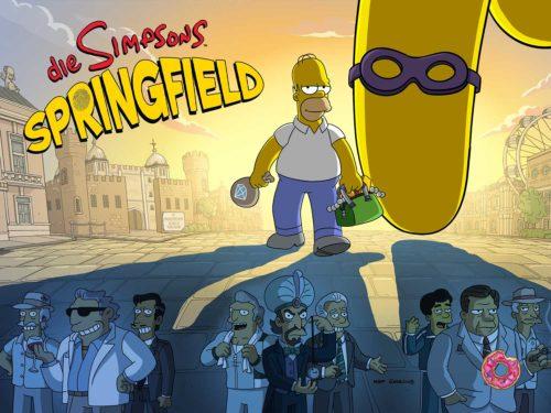 Das neue Little Italy Event von Simpsons Springfield