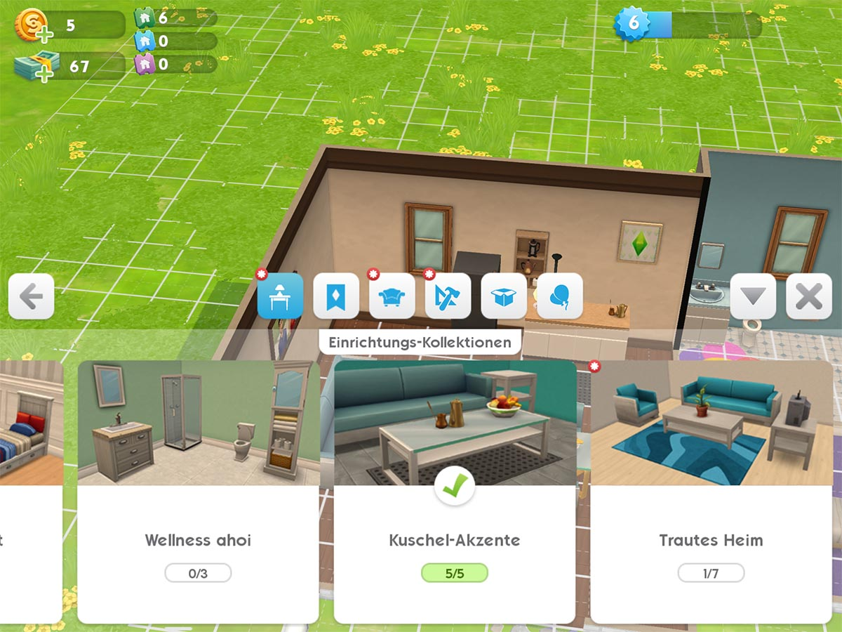 Sims Mobile: Lifestyle-Verbesserung – So gehts! › Die Sims ...