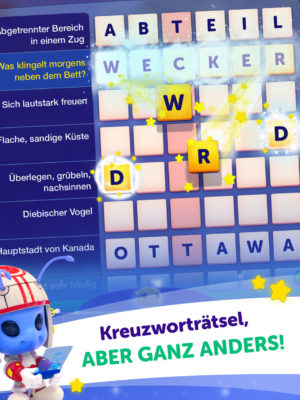 Codycross Screenshot - Das etwas andere Kreuzworträtsel Spiel - (c) Fanatee