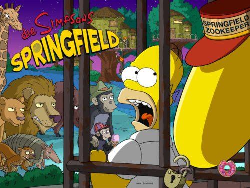 Alles zum Moes Arche Event zu Akt 1 von Simpsons Springfield mit Tipps und mehr - Bild (c) EA