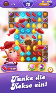 Candy Crush Friends Saga Screenshot - (c) King