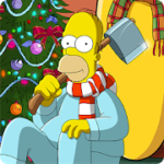 Simpsons Springfield Winter 2018 Event von EA