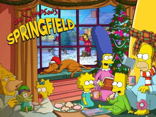 Tipps und Tricks zum Simpsons Springfield Winter 2018 Event
