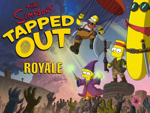 Simpsons Tapped Out Royale neues Event