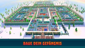 In Prison Empire Tycoon erbaust du dein Gefängnis - Screenshot (c) Codigames